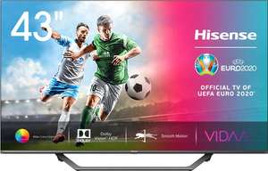 "4K UHD Телевизор 43"" Hisense 43A7500F"