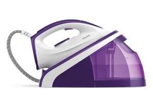 Парогенератор Philips HI5919/10, фиолетовый, белый