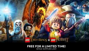 LEGO® The Hobbit™ + Lord of the Rings™ бесплатно от HumbleBundle
