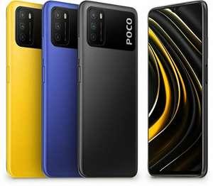 Смартфон POCO M3 4+64 Гб, 6000 мАч (при покупке 2х штук, подробности в описании)