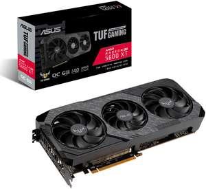Видеокарта ASUS Radeon TUF 3 RX5600 XT EVO GAMING OC 6.0 GB OC Mid Range