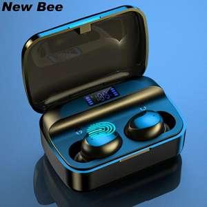 TWS наушники New Bee NB-T2