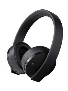 Наушники беспроводные PlayStation Gold Wireless Headset 7.1 для PS4