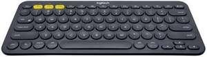 Беспроводная клавиатура Logitech K380 Mac/Win/Android (2093₽ с бонусами)