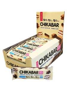 Глазированный батончик Chikalab 20 шт х 60 гр (тирамису)