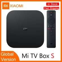 ТВ-приставка Xiaomi Mi Box S 4K, Android 8,1