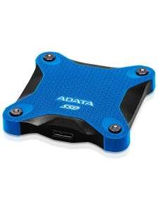 Внешний твердотельный накопитель (SSD) ADATA SD600Q, 480ГБ