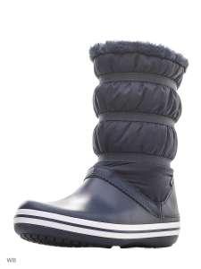 Сапоги CROCS Crocband boot w