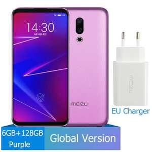 Смартфон Meizu 16 6/128 Гб глобальная версия