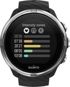 Умные часы Suunto 9 G1, цвет черный
