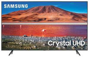 "Телевизор Samsung UE50TU7090U 50"" 4K Smart TV (2020)"