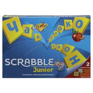 Игра настольная Scrabble (детский) Y9736