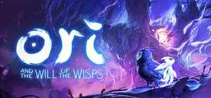 [PC] Ori and the Will of the Wisps / (вторая часть)