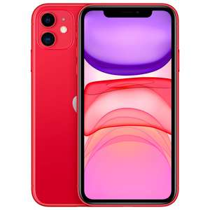 Apple iPhone 11 Red 128 gb