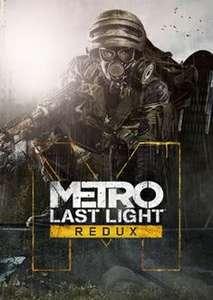 [Nintendo switch] Игра Metro: last light Redux