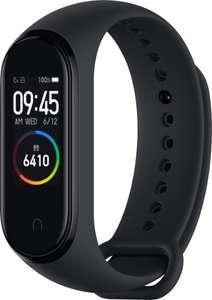 Фитнес-трекер Mi Smart Band 4 Black NFC