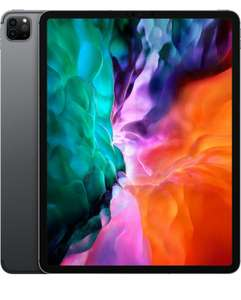 Планшет Apple iPad Pro Wi-Fi + Cellular 2020 256 GB, серый