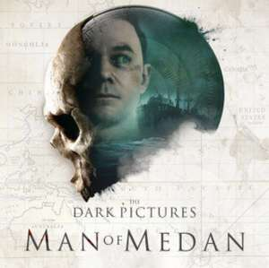[PS4] The Dark Pictures Anthology: Man Of Medan.