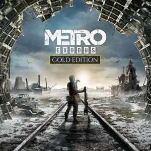 [PS4] Metro Exodus Gold Edition