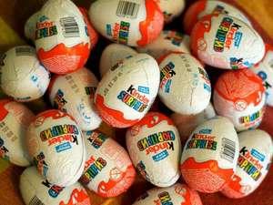 Яйцо шоколадное Kinder Surprise в ассортименте