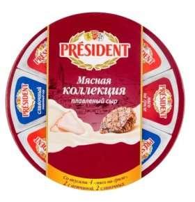 [Краснодар] Сыр плавленый President, 140 гр.