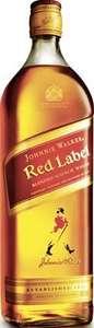 [Мск] Виски JOHNNIE WALKER Red Label, 0.7л + 1 стакан