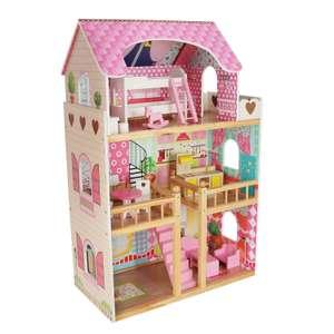 Дом для кукол Demi Star с аксессуарами 14 шт. OC-DH-001