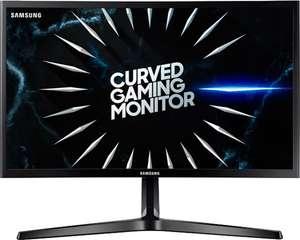 """24"""" Монитор Samsung C24RG50FQI, черный, 144 Гц"""