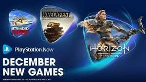 Horizon Zero Dawn Complete Edition и другие игры пополнили каталог подписки PlayStation Now