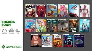 Control и другие игры пополнят каталог подписки Xbox Game Pass с 3 декабря