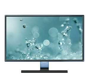"Монитор 23.6"" Samsung S24E390HL (PLS, 1920x1080, 4 мс, 250 кд/кв.м)"