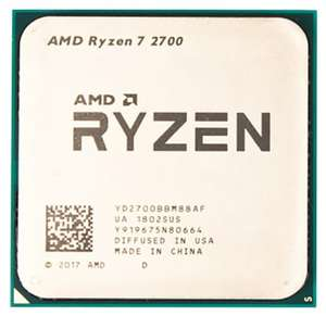 Процессор AMD Ryzen 7 2700 (OEM)