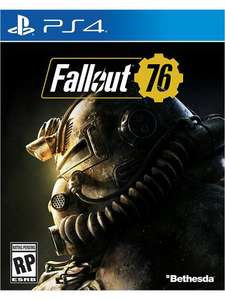 [PS4] Fallout 76
