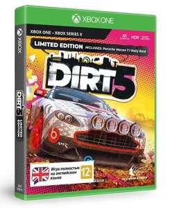 [Xbox One/Series X/PS4/PS5] Dirt 5 Лимитированное издание