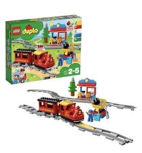 Конструктор LEGO DUPLO 10874 Поезд на паровой тяге