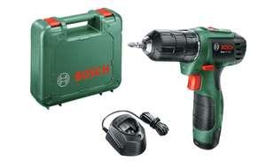 Аккумуляторная дрель-шуруповерт Bosch EasyDrill 1200+кейс+зарядка
