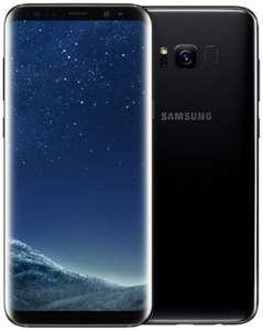 [не все города] Уцененный Samsung Galaxy S8+ 64GB, состояние отличное (сданный по трэйд-ин)