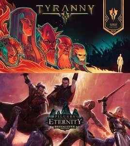 [PC] Tyranny: Gold Edition и Pillars of Eternity: Definitive Edition бесплатно