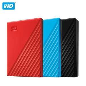 Внешний жесткий диск WD My Passport WDBYVG0020BRD-WESN, 2ТБ