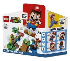 LEGO® Super Mario™ Приключения вместе с Марио. Стартовый набор