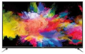 "Телевизор Hyundai H-LED55EU7008 55"" (2019), 4K, SmartTV"