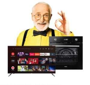 Скидка 20% на телевизоры и встраиваемую технику