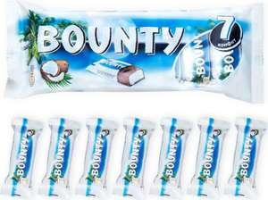 Bounty Мультипак 7 батончиков, 192,5 г