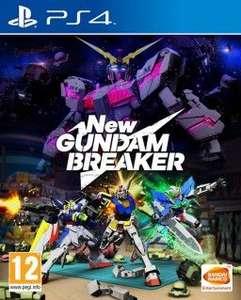 [PS4] New Gundam Breaker