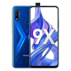 Смартфон Honor 9X 4+128GB с NFC (c баллами 12990₽)