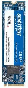 SSD накопитель SmartBuy 256 GB (Stream E13T 256 GB SBSSD-256GT-PH13T-M2P4)