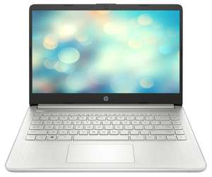 "Ноутбук HP 14s-fq0035ur 14"", IPS, AMD Ryzen 3 4300U 2.7ГГц, 8ГБ, 512ГБ SSD, DOS"