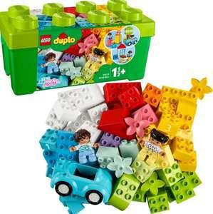Конструктор LEGO Duplo Classic 10913 Коробка с кубиками