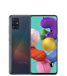 Смартфон Samsung Galaxy A51 4/64 Гб (14090₽ по трейд-ин за сдачу смартфона)