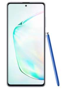 """Смартфон Samsung Galaxy Note 10 Lite 6Gb/128Gb 6.7"""" 2400x1080/sAMOLED Exynos 9810"""